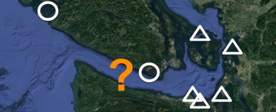Where are the European Green Crab in the Salish Sea Coming From?