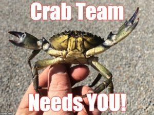 crab-team-needs-you