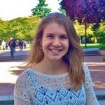 Emma Cotter, UW PhD student