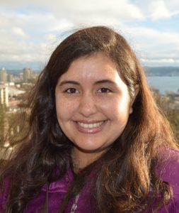 Maricarmen Guerra-Paris, UW PhD student
