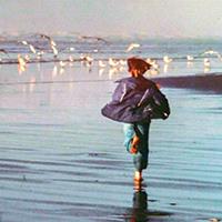 Meg Beach Running-2