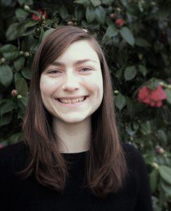 Hannah Ross, UW PhD student