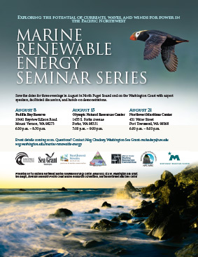Marine Renewable Energy Seminar Series pdf