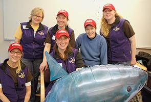 Orca Bowl Volunteer Team: Team Genius