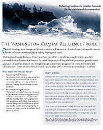 Washington Coastal Resilience Project thumbnail