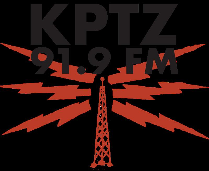 KPTZ radio logo