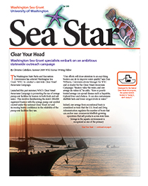 October 2009 Sea Star